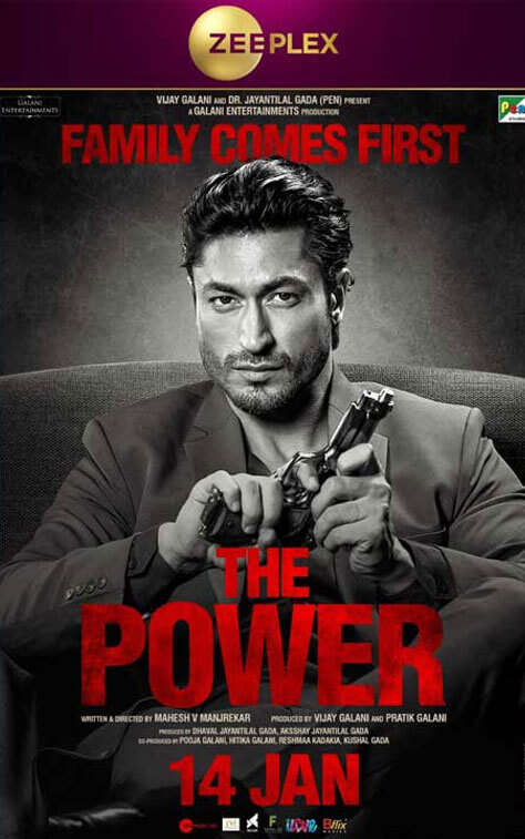 The Powe (2021) Full Movie Watch Online