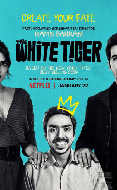 the-white-tiger-netflix-movie-trailer-poster-vertical-movie-release-trailer-babu-2021